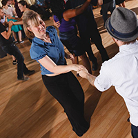 Swing Dance Instructor