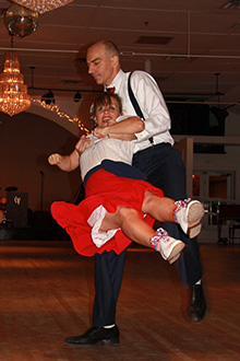 Swing Time Dance Instructors, Tampa Bay Florida