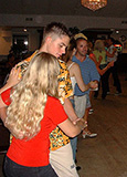 Swing Dance Lesson at Gulfport Casino Ballroom in Tampa Bay Florida
